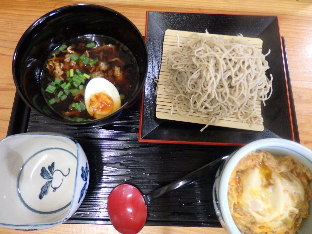 耶馬渓 蕎麦筍