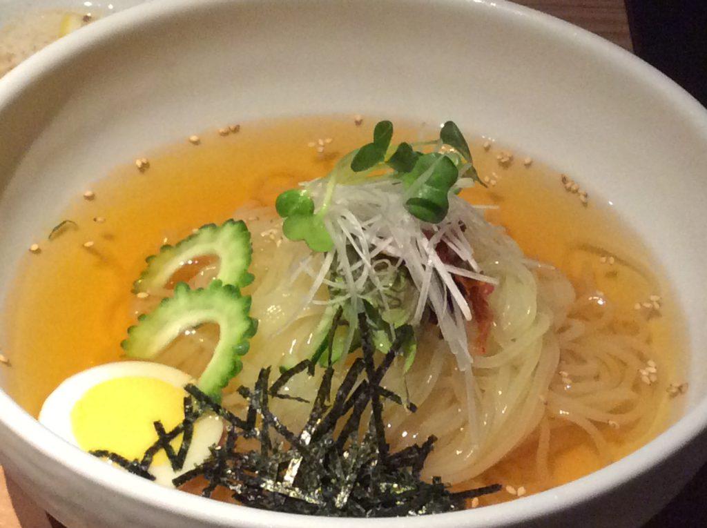 石田屋 冷麺
