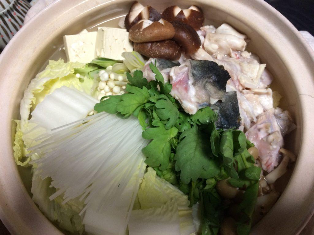 フグ鍋 寿司金