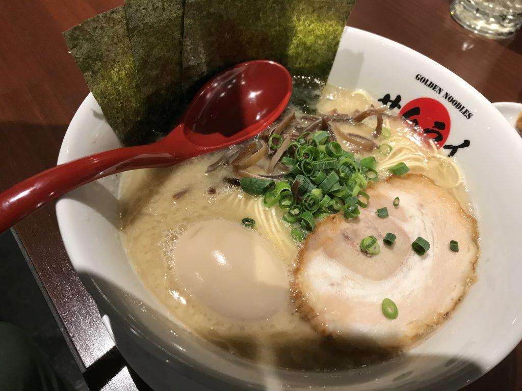 サムライ本店 ラーメン日田